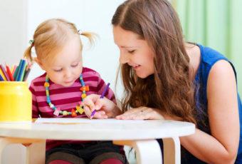 развитие внимания памяти детей